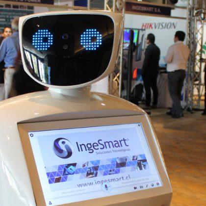 smart city y robótica ingesmart