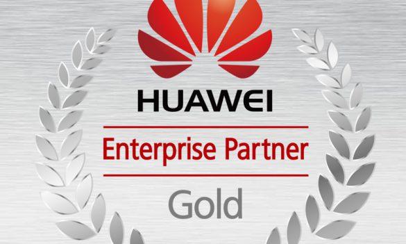 logo gold partner Huawei Ingesmart