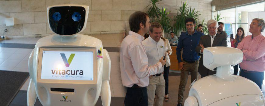 Robot en Vitacura Ingesmart